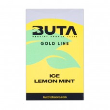 Табак Buta Fusion Line Ice Lemon Mint (Лед Лимон Мята) - 50 грамм