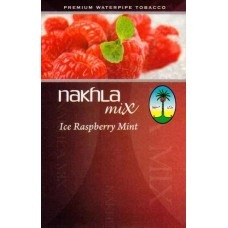 Тютюн Nakhla Mix Ice Raspberry Mint (Лід Малина М'ята) - 50 грам