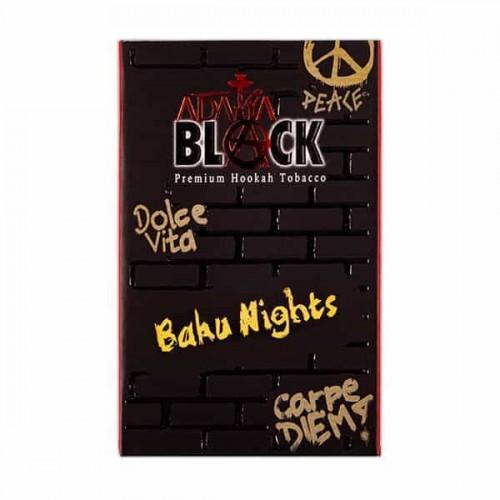 Тютюн Adalya Black Baku Nights (Ночі Баку) - 50 грам