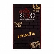 Табак Adalya Black Lemon Pie (Лимонный Пирог) - 50 грамм