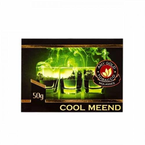 Табак AMY Gold Cool Meend (Лед Мята) - 50 грамм