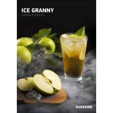 Тютюн Darkside Soft Ice Granny (Крижане Яблуко) - 100 грам