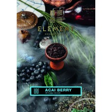 Табак Element Вода Acai Berry (Асаи) - 100 грамм