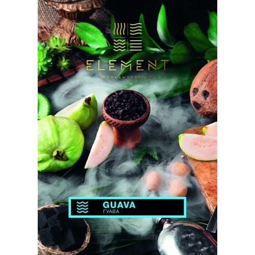Тютюн Element Вода Guava (Гуава) - 100 грам