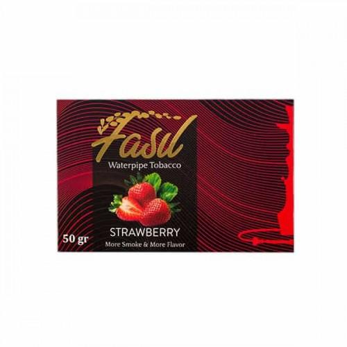 Табак Fasil Strawberry (Клубника) - 50 грамм