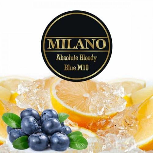 Тютюн Milano Absolute Bloody Blue M10 (Абсолютно Синій) - 500 грам