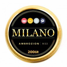 Табак Milano Ambrozion M33 (Амброзион) - 200 грамм