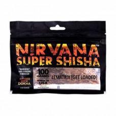 Табак Nirvana Lematrix Get Loaded (Матрица Загружается) - 100 грамм