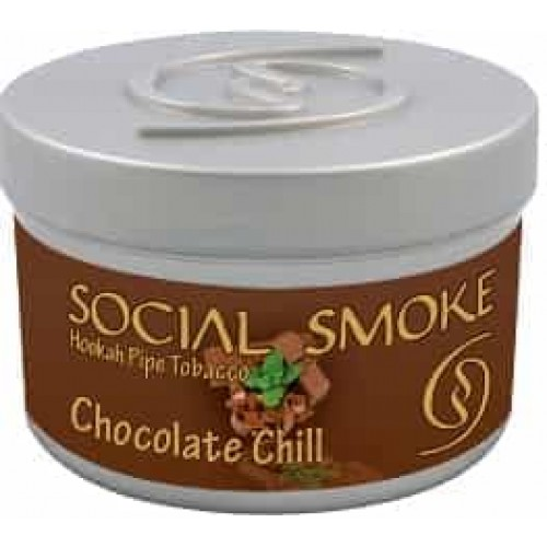 Tobacco Social Smoke Chocolate Chill - 100 grams