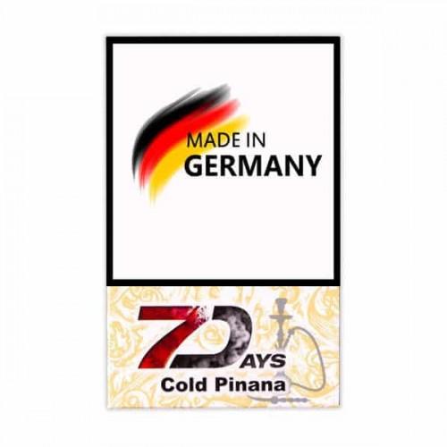 Табак 7Days Cold Pinana (Холодный Ананас) - 50 грамм