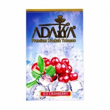 Tobacco Adalya Ice Cranberry (Ice Cranberry) - 50 grams