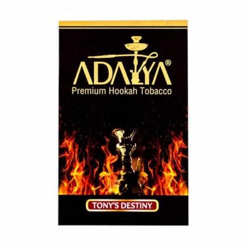 Tobacco Adalya Tonys Destiny (Fate of Tony) - 50 grams