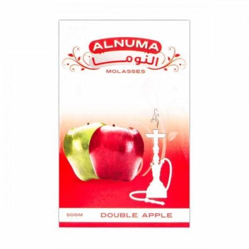 Табак Alnuma Double Apple (Двойное Яблоко) - 50 грамм