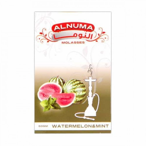 Табак Alnuma Watermelon Mint (Арбуз Мята) - 50 грамм