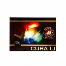 Tobacco AMY Gold Cuba Li (Cuba Li) - 50 grams