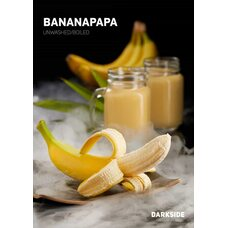 Табак Darkside Medium Bananapapa (Бананапапа) - 250 грамм