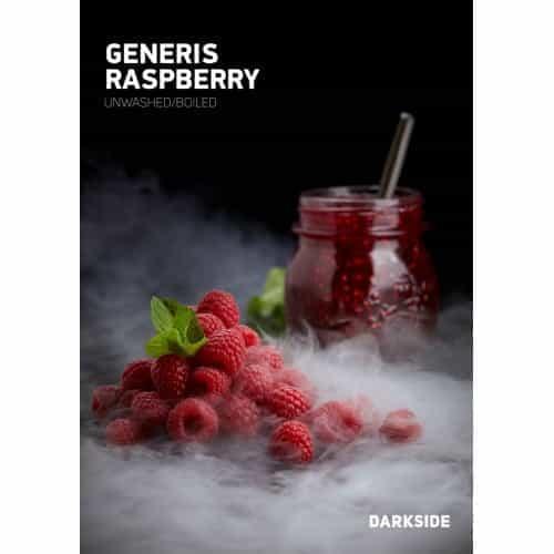 Тютюн Darkside Medium Generis Raspberry (Малина) - 100 грам