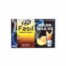 Табак Fasil Melon Cola Ice (Лед Кола Дыня) - 50 грамм