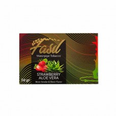 Tobacco Fasil Strawberry Aloe Vera (Strawberry with Aloe Vera) - 50 grams
