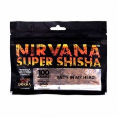 Табак Nirvana Ants in my Head (Муравьи в моей голове) - 100 грамм