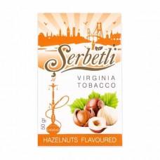 Табак Serbetli Hazelnut(Лесной Орех) - 50 грамм
