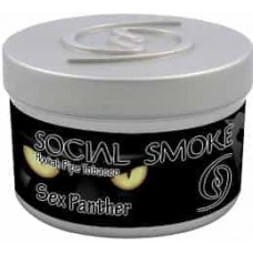 Tobacco Social Smoke Sex Panther - 100 grams