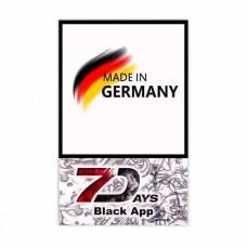 Табак 7Days Black App (Черное Яблоко) - 50 грамм