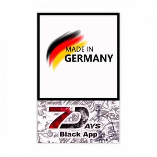 Tobacco 7Days Black App (Black Apple) - 50 grams