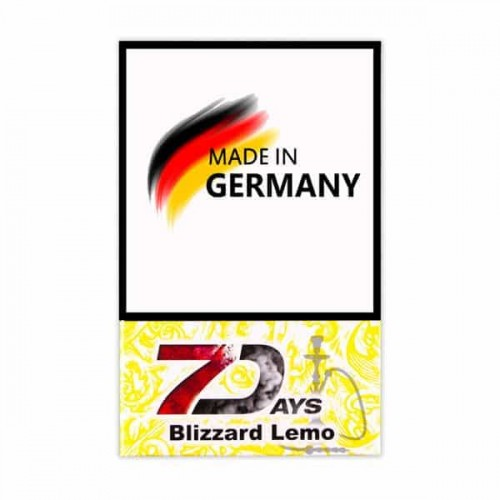 Тютюн 7Days Blizzard Lemo (лимонна Пурга) - 50 грам