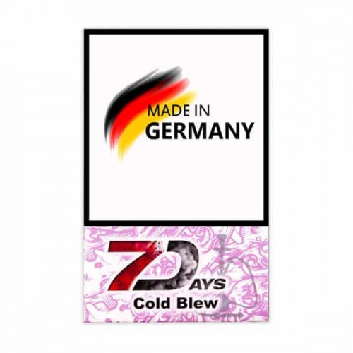 Табак 7Days Cold Blew (Холодный Взрыв) - 50 грамм