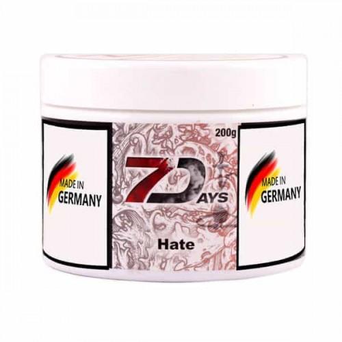 Табак 7Days Hate (Ненависть) - 200 грамм
