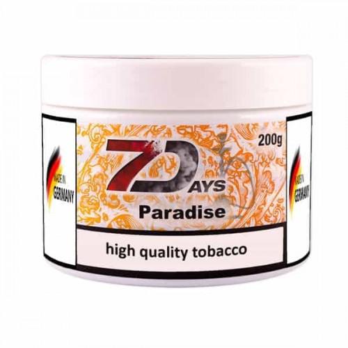 Табак 7Days Paradise (Рай) - 200 грамм