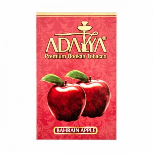 Тютюн Adalya Bahrain Apple (Червоне Яблуко) - 50 грам