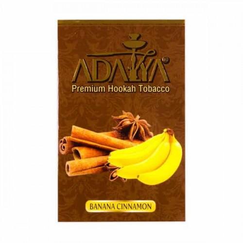 Табак Adalya Banana Cinnamon (Банан Корица) - 50 грамм
