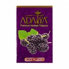 Табак Adalya Black Mulberry (Черная Шелковица) - 50 грамм