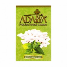 Табак Adalya Chewing Gum Mint (Жвачка с Мятой) - 50 грамм