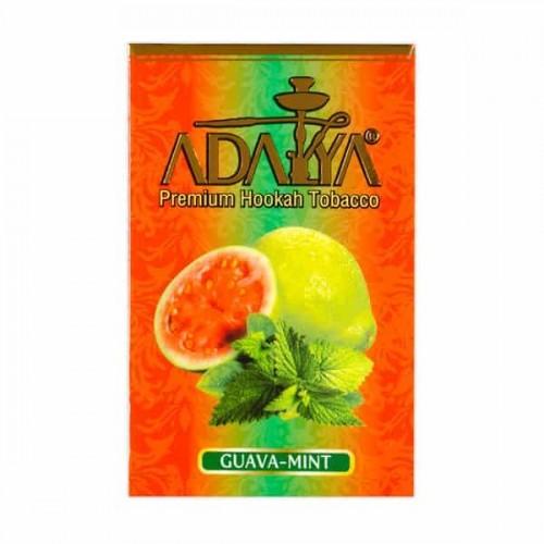Табак Adalya Guava Mint (Гуава Мята) - 50 грамм