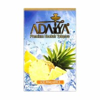 Табак Adalya Ice Pineapple (Лед Ананас) - 50 грамм