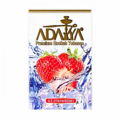 Табак Adalya Ice Strawberry (Лед Клубника) - 50 грамм