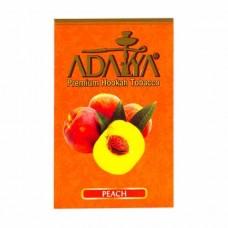 Табак Adalya Peach (Персик) - 50 грамм