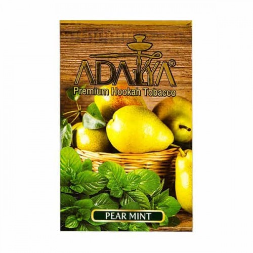Тютюн Adalya Pear Mint (Груша М'ята) - 50 грам