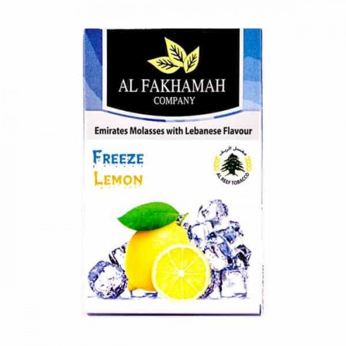 Табак Al Fakhamah Ледяной Лимон - 50 грамм