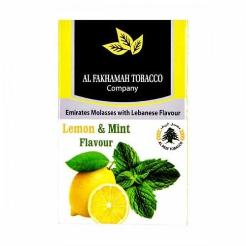 Табак Al Fakhamah Лимон Мята - 50 грамм