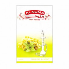 Tobacco Alnuma Grape Mint (Mint Grapes) - 50 grams