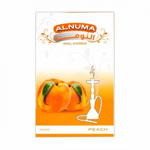 Табак Alnuma Peach (Персик) - 50 грамм
