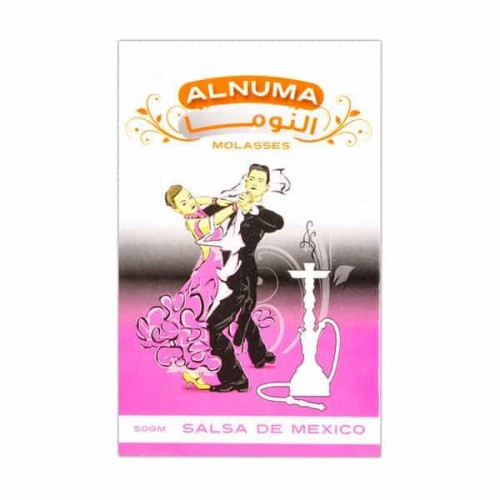 Табак Alnuma Salsa De Mexico (Мексиканская Сальса) - 50 грамм