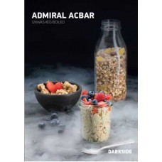 Тютюн Darkside Medium Admiral Acbar Cereal (Вівсяна Каша) - 100 грам
