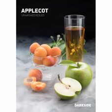 Табак Darkside Medium Applecot (Зеленое Яблоко) - 100 грамм