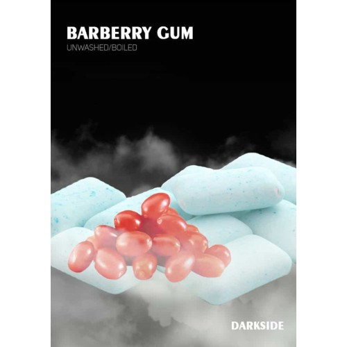 Табак Darkside Medium Barberry Gum (Барбарис) - 250 грамм