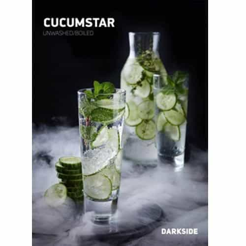 Табак Darkside Medium Cucumstar (Огурец) - 250 грамм